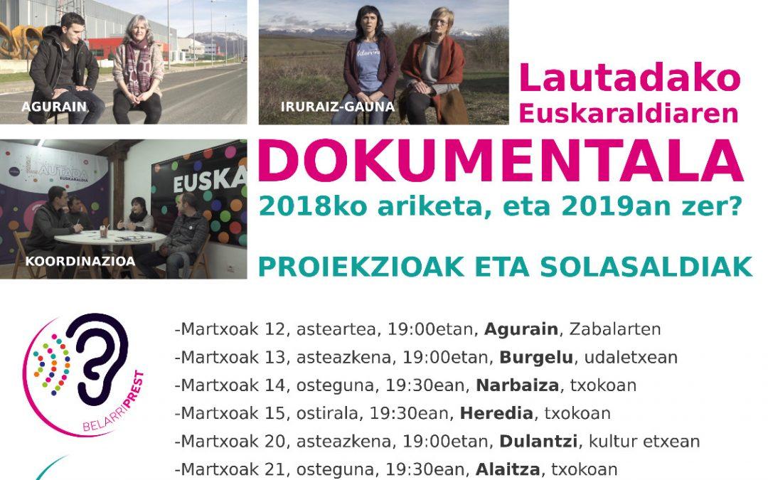 Martxoak  12-24:  Lautadako  Euskaraldiaren  dokumentala